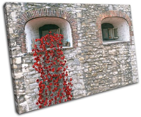 Tower of London Poppies City - 13-2235(00B)-SG32-LO